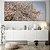 Conjunto com 03 quadros decorativos Árvore Cerejeira  - Imagem 2