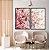 Conjunto com 02 quadros decorativos Galhos de Cerejeira - Imagem 2