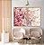 Conjunto com 02 quadros decorativos Galhos de Cerejeira - Imagem 3