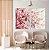Conjunto com 02 quadros decorativos Galhos de Cerejeira - Imagem 1