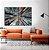 Conjunto com 02 quadros decorativos Árvores  - Imagem 1