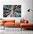 Conjunto com 02 quadros decorativos Árvores  - Imagem 2