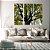 Conjunto com 03 quadros decorativos Árvore - Imagem 2