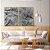 Conjunto com 02 quadros decorativos Galhos em Preto e Branco - Imagem 4