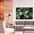 Conjunto com 02 quadros decorativos Folhas Monstera - Imagem 1