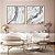 Conjunto com 02 quadros decorativos Pedra  - Imagem 3