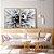 Conjunto com 02 quadros decorativos Flor - Imagem 1