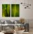 Conjunto com 02 quadros decorativos Folhas Tropicais - Imagem 2