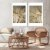 Conjunto com 02 quadros decorativos Delicadeza  - Imagem 2