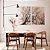 Conjunto com 02 quadros decorativos Galhos Árvore - Imagem 2