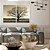Conjunto com 02 quadros decorativos Árvore - Imagem 2