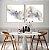 Conjunto com 02 quadros decorativos Abstrato Cores Suaves - Imagem 4