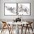 Conjunto com 02 quadros decorativos Abstrato Cores Suaves - Imagem 3