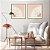 Conjunto com 02 quadros decorativos Dente-de-leão  - Imagem 4