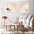 Conjunto com 02 quadros decorativos Dente-de-leão  - Imagem 2
