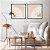 Conjunto com 02 quadros decorativos Dente-de-leão  - Imagem 3