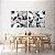Conjunto com 02 quadros decorativos Geométrico  - Imagem 2