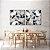 Conjunto com 02 quadros decorativos Geométrico  - Imagem 4