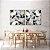 Conjunto com 02 quadros decorativos Geométrico  - Imagem 3