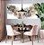 Conjunto com 02 quadros decorativos Cores Abstratas  - Imagem 2