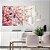 Conjunto com 03 quadros decorativos Galhos de Cerejeira - Imagem 2