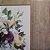 ENVIO IMEDIATO - Quadro Decorativo Mulher Floral Rosa 50x70cm (LxA) Moldura Alumínio Rose Gold - Imagem 3