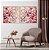 Conjunto com 02 quadros decorativos Galhos Cerejeira - Imagem 4