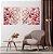 Conjunto com 02 quadros decorativos Galhos Cerejeira - Imagem 1