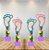 Aplique Glitter Chá Revelação Pezinhos em EVA - 01 unidade - Piffer - Rizzo - Imagem 3