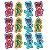 Aplique Imp Cartonato em EVA - PJ MASKS- 01 unidade - Piffer - Rizzo - Imagem 1