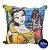 Almofada Bela & A Fera Disney Princesas 40cm - Disney Original - 1 Un - Rizzo - Imagem 1