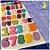 """Forma de Acetato Especial """"Alfabeto + Números Médio"""" - 878 - 01 Unidade - Porto Formas - Rizzo Confeitaria - Imagem 1"""