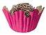 Forminha de Papel N° 4 Recortada Pink com 100 un. Cod. 3222 Mago Rizzo Confeitaria - Imagem 1