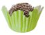 Forminha de Papel N° 5 Recortada Verde Limão com 100 un. Cod. 3263 Mago Rizzo Confeitaria - Imagem 1