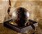 Blister Decorado com Transfer para Chocolate Bola de Natal 7cm BL0029 Stalden Rizzo Confeitaria - Imagem 2
