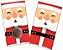 Cartão Blister Natal Noel Ref. 779 com 10 unid. - Erika Melkot Rizzo Confeitaria - Imagem 1