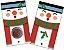 Cartão Blister Boneco Neve com 10 un. Erika Melkot Rizzo Confeitaria - Imagem 1