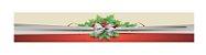 Cinta Mini Panetone Laço com 5 un. Erika Melkot Rizzo Confeitaria - Imagem 1
