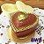 Forma Especial Coração Porta Jóias Cód. 1094 BWB Rizzo Confeitaria - Imagem 2