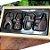 Caixa Ferramentas 4 cavidades Kraft com 5 un. Crystal Rizzo Confeitaria - Imagem 4