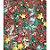 Fairy Sprinkles Natal Neve Especial 150 gr Rizzo Confeitaria - Imagem 2