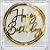 Topo de Bolo Happy Birthday Dourado Vivarte Rizzo Confeitaria - Imagem 2