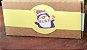 Tiras de Natal Pinguim Natalino Amarelo para Embalagens com 5un. Rizzo Confeitaria - Imagem 2