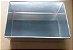 Forma de Aluminio Retangular - 46x32x10cm - Ref:8000 - Macedo - Rizzo Confeitaria  - Imagem 1