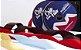 Fita de Cetim  para personalizar Progresso Crie sua Fita -  CFS007 Azul bebe 30mm c/50mts  Rizzo Confeitaria - Imagem 3