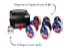 Fita de Cetim  para personalizar Progresso Crie sua Fita -  CFS007 Marrom 30mm c/50mts  Rizzo Confeitaria - Imagem 3