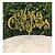 Topo de Bolo Natal Merry Christmas Metalizado Dourado Sonho Fino Rizzo Confeitaria - Imagem 1