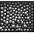 Perola Grande Preta 60g - Morello - Rizzo Confeitaria - Imagem 1
