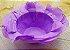 Forminha para Doces Floral em Seda Lilas Escuro - 40 unidades - Decorart - Imagem 1