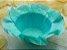 Forminha para Doces Floral em Seda Tiffany - 40 unidades - Decorart - Imagem 1